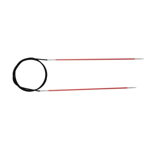 Knitter's Pride Zing Circular Needles size US 0 (2mm)
