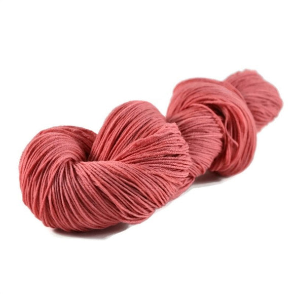 Percival Merino Nylon Fingering Sock Yarn - Dusty Rose