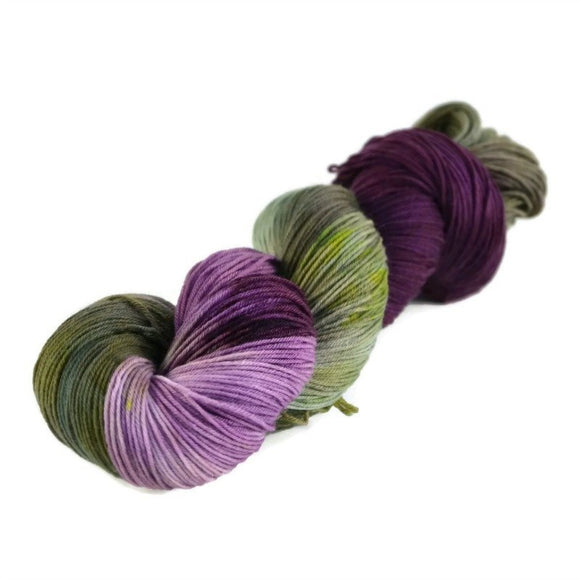 Percival Merino Nylon Fingering Sock Yarn - Fairy Forest