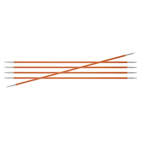 Knitter's Pride Zing Size US 2 (2.75mm) Double Point Needles