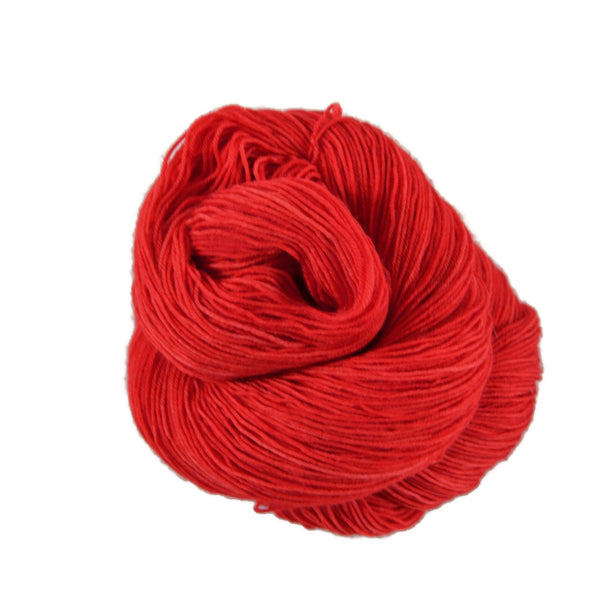 Percival Merino Nylon Fingering Sock Yarn - Cayenne