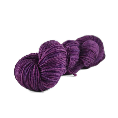 Merlin Merino Worsted Yarn - Amethyst