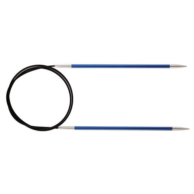 Knitter's Pride Zing Circular Needles size US 6 (4.0mm)