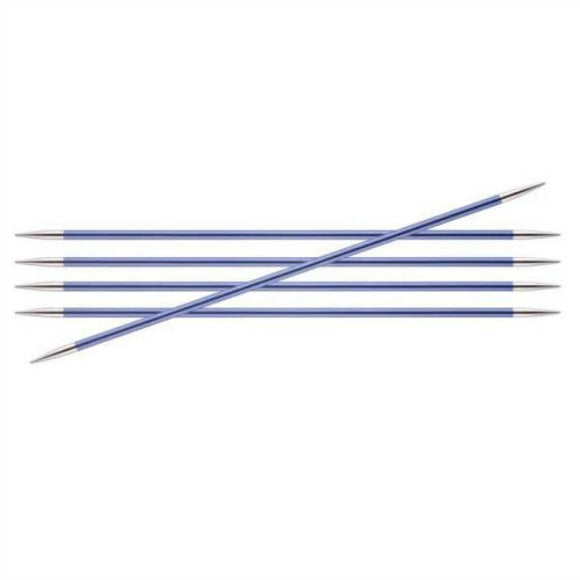 Knitter's Pride Zing Size US 7 (4.5mm) Double Point Needles