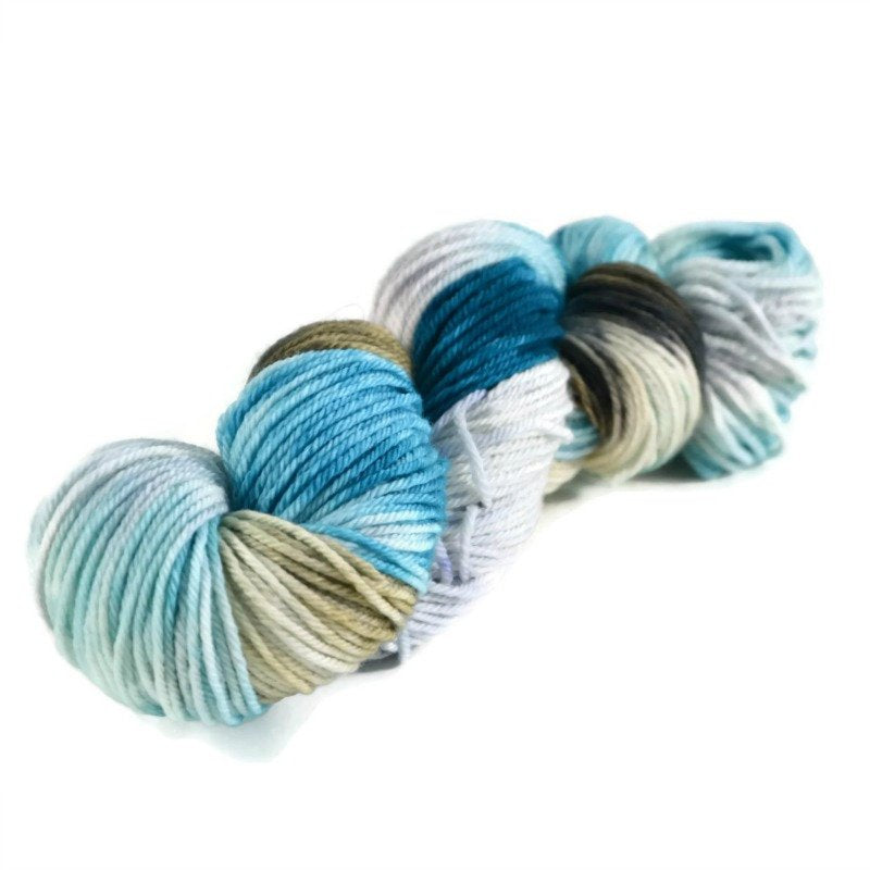 Merlin Merino Worsted Yarn - Cliffside