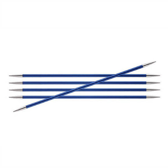 Knitter's Pride Zing Size US 6 (4mm) Double Point Needles