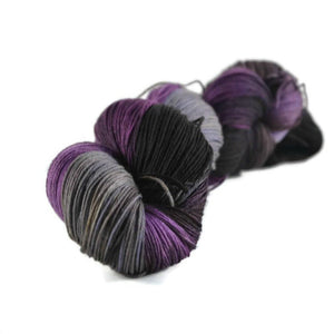 Percival Merino Nylon Fingering Sock Yarn - Maleficent