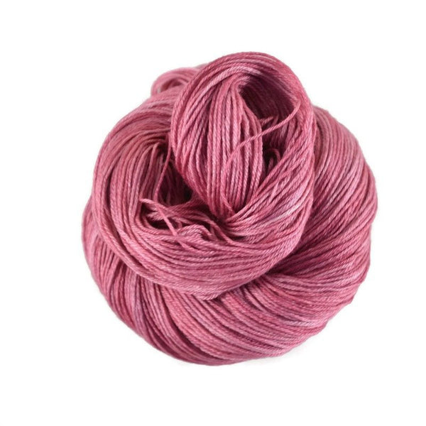 Tristan Fingering Merino Silk Yarn - Mulberry