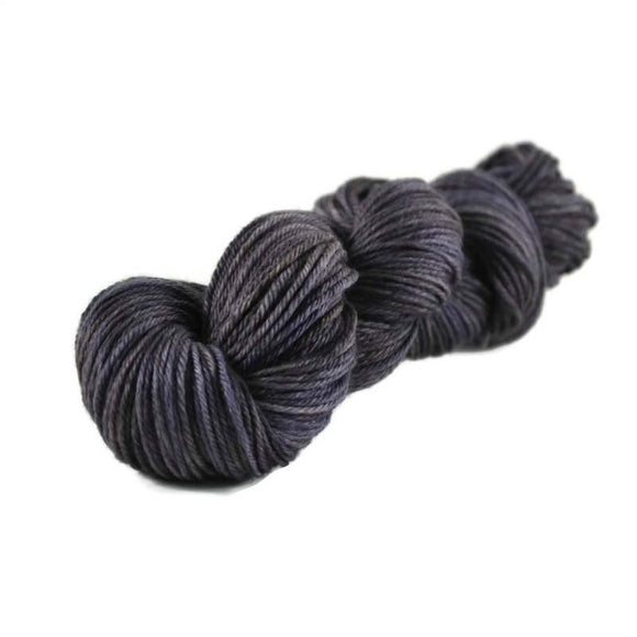Merlin Merino Worsted Yarn - Gunmetal