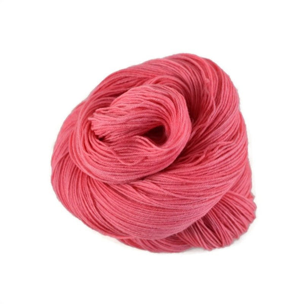 Excalibur BFL Nylon Fingering Sock Yarn - Bubblegum