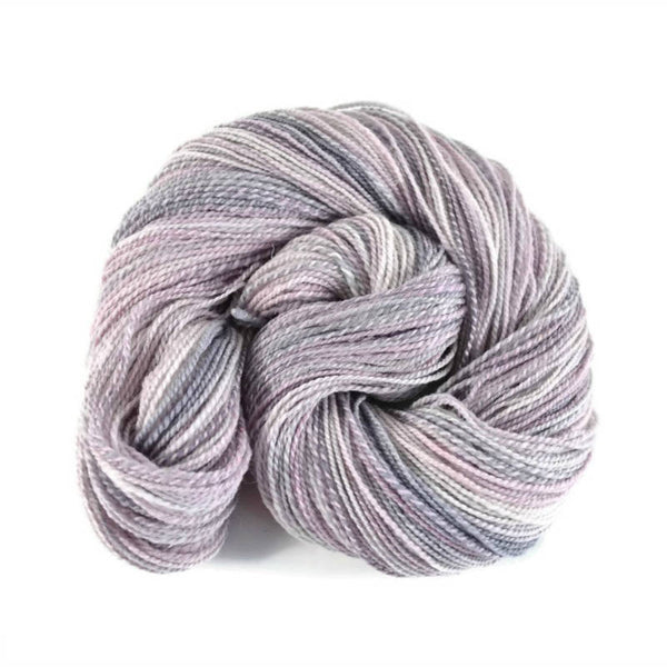Handspun BFL Yarn 2 ply Sport weight, 325 yards - Dreams