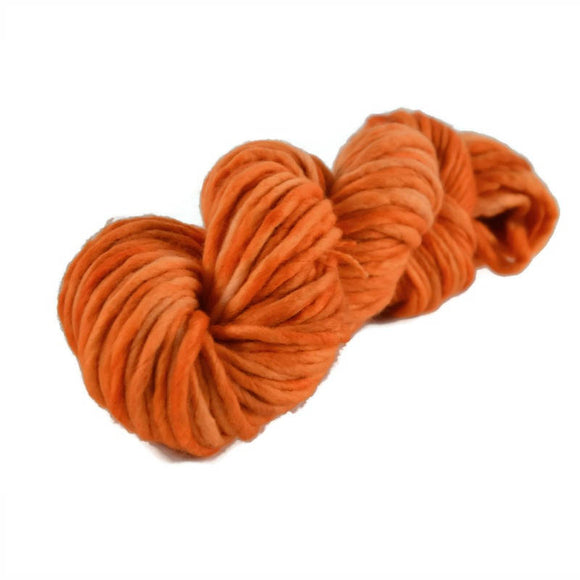Fortress Super Bulky Merino Yarn - Carrot