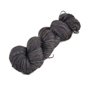 Adventure Merino Nylon Fingering Sock Yarn - Gunmetal