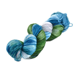 Adventure Merino Nylon Fingering Sock Yarn - Cliffside