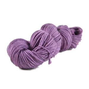 Merlin Merino Worsted Yarn - Lavender