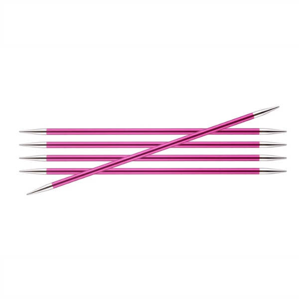 Knitter's Pride Zing Size US 8 (5mm) Double Point Needles