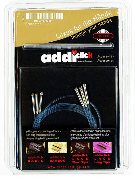 addi Turbo Basic and Rocket Long Tip Click Cords