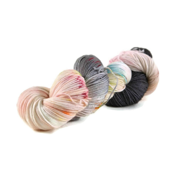 Percival Merino Nylon Fingering Sock Yarn - Dorothy