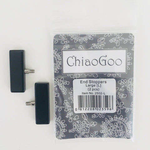 ChiaoGoo Large Interchangeable End Stoppers