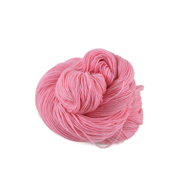 Percival Merino Nylon Fingering Sock Yarn - Flamingo