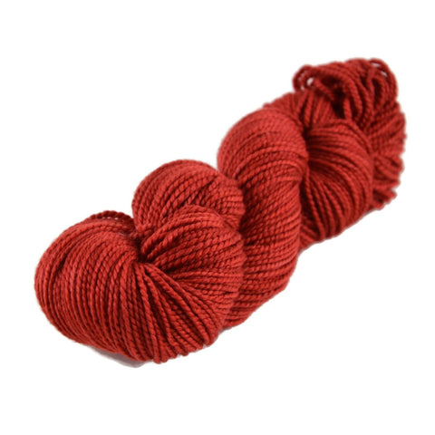 Arthur Merino Silk Worsted Yarn - Cherry Pie