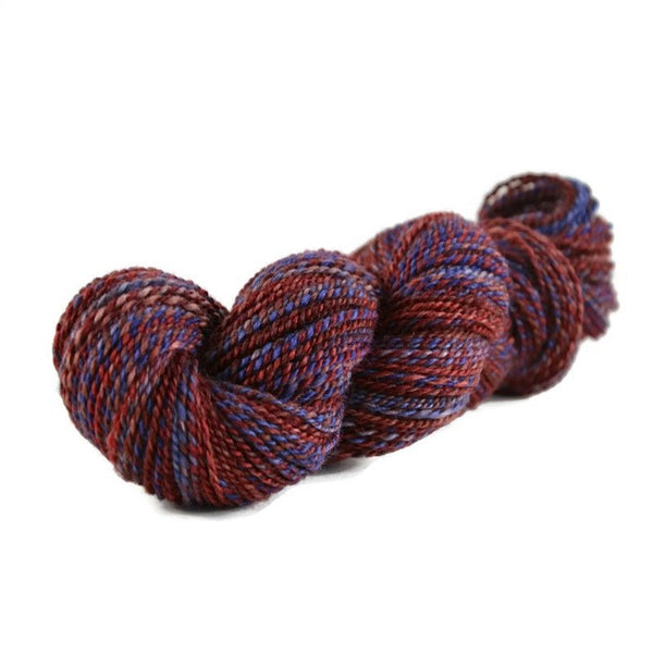 Handspun Superwash BFL Yarn 2 ply DK weight, 245 yards - January