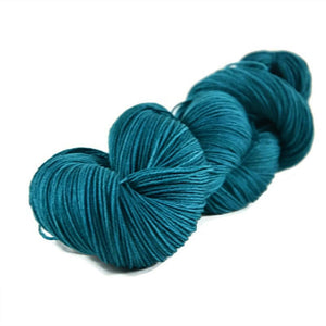 Percival Merino Nylon Fingering Sock Yarn - Mermaid
