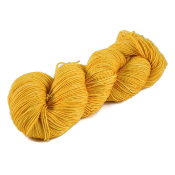 Percival Merino Nylon Fingering Sock Yarn - Mustard
