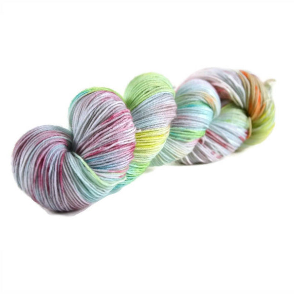 Percival Merino Nylon Fingering Sock Yarn - Cloud 9
