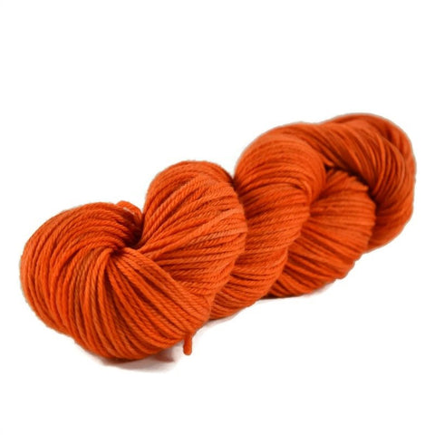 Merlin Merino Worsted Yarn - Carrot