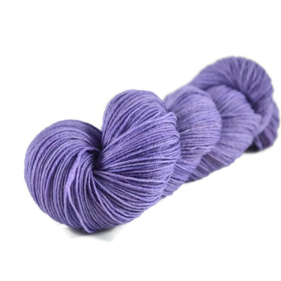 Excalibur BFL Nylon Fingering Sock Yarn - Moonrise