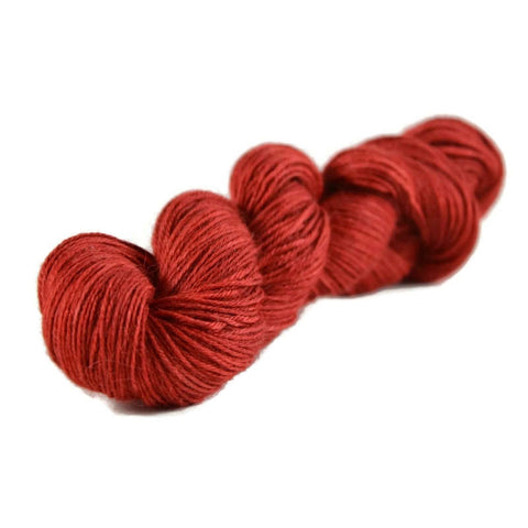Guinevere Alpaca Sport Yarn - Cherry Pie