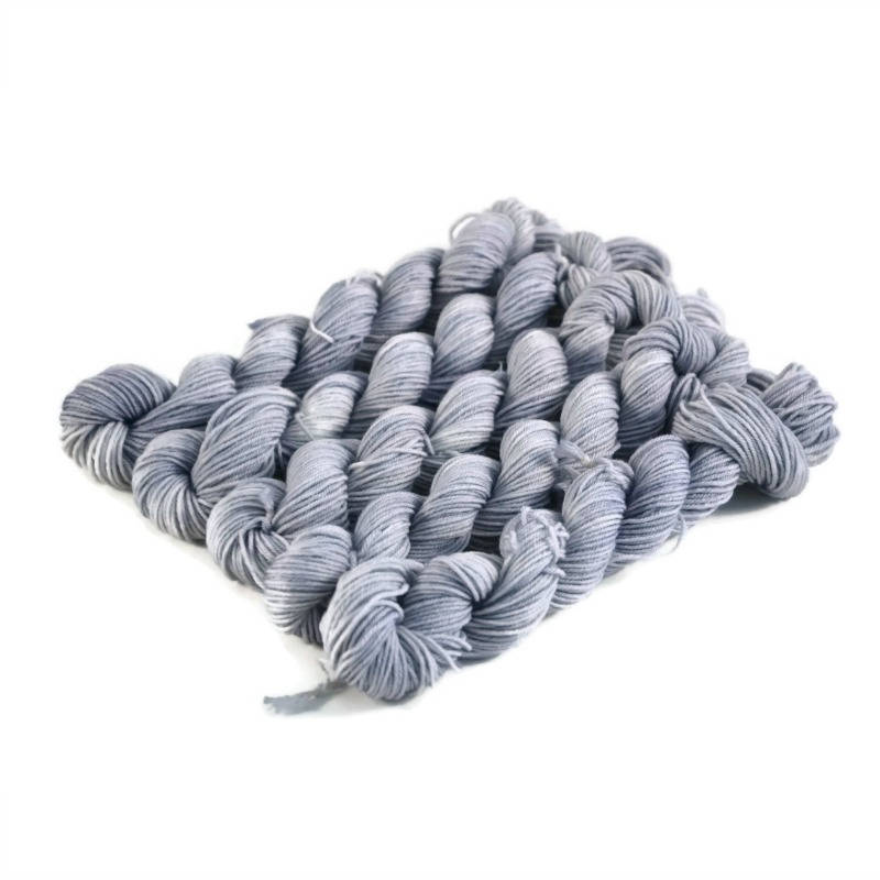 Percival Merino Fingering Yarn Mini Skeins - Dove