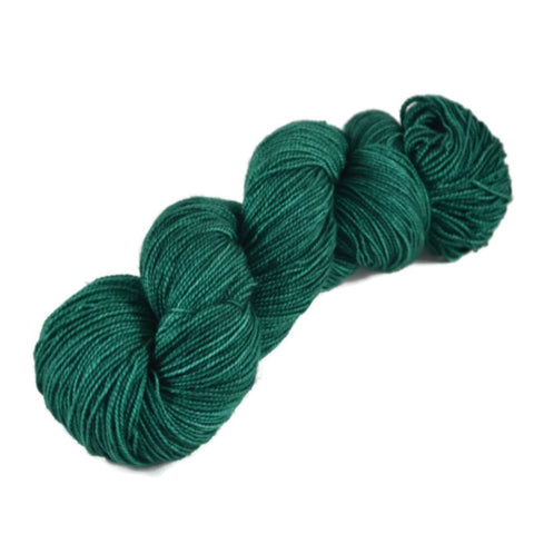 Adventure Merino Nylon Fingering Sock Yarn - Emerald