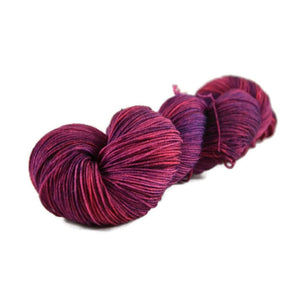 Percival Merino Nylon Fingering Sock Yarn - Anemone