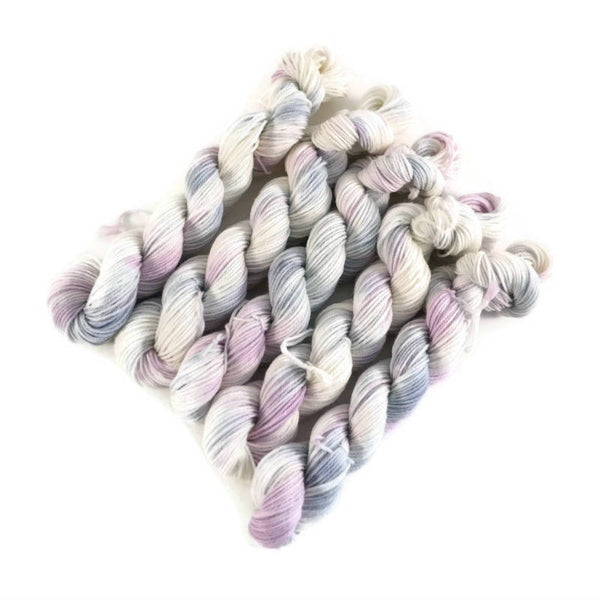 Percival Merino Fingering Yarn Mini Skeins - Dreams