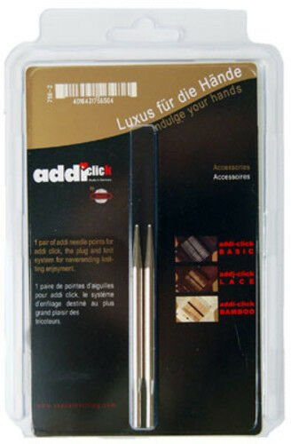 addi Click Rocket Short Interchangeable Knitting Needle Tips