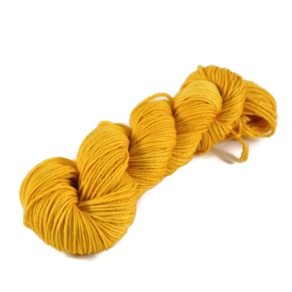 Merlin Merino Worsted Yarn - Mustard