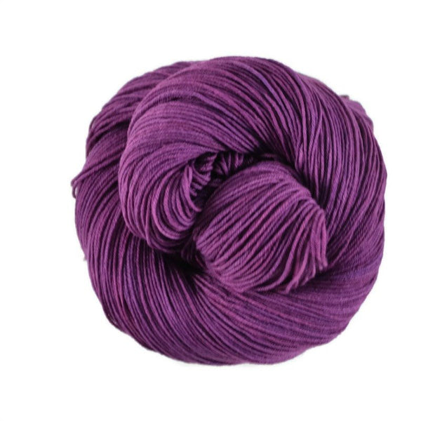 Percival Merino Nylon Fingering Sock Yarn - Amethyst