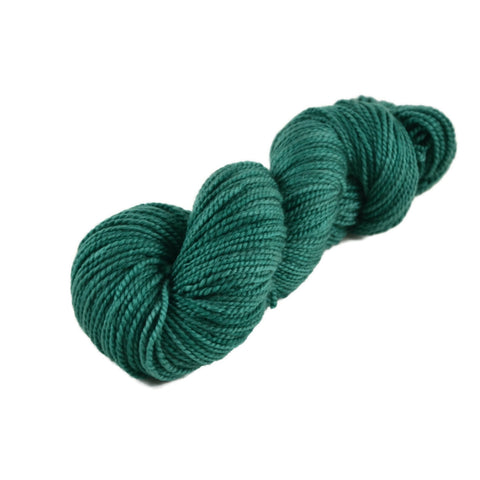 Arthur Merino Silk Worsted Yarn - Emerald