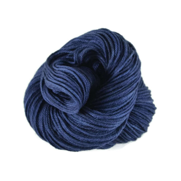 Merlin Merino Worsted Yarn - Navy