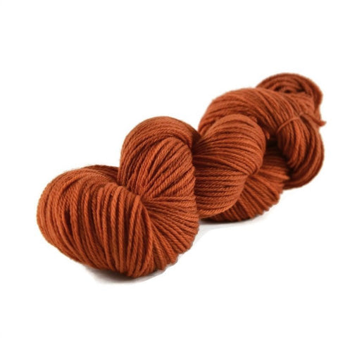 Merlin Merino Worsted Yarn - Pumpkin