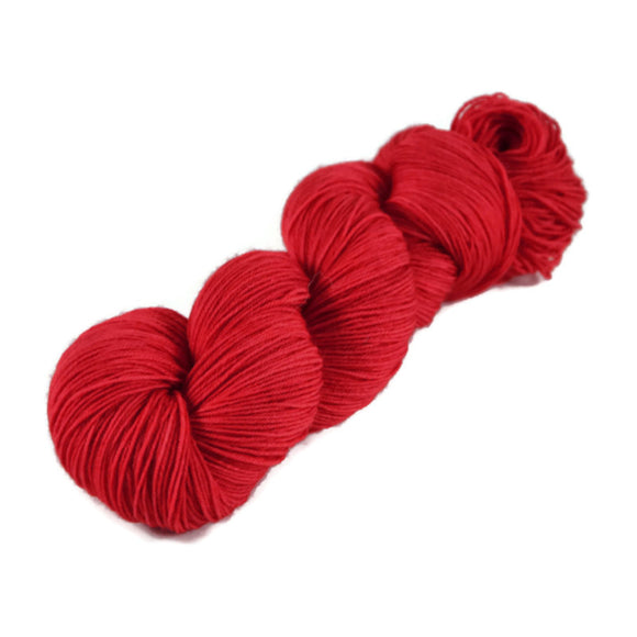Percival Merino Nylon Fingering Sock Yarn - Poinsettia