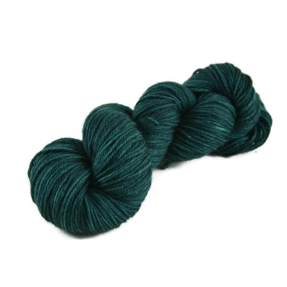 Merlin Merino Worsted Yarn - Hunter