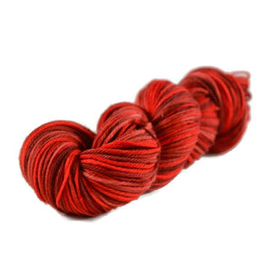 Merlin Merino Worsted Yarn - Marinara
