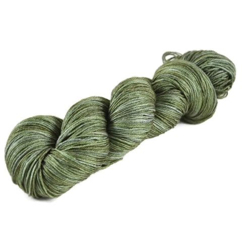 Tristan Fingering Merino Silk Yarn - Forest