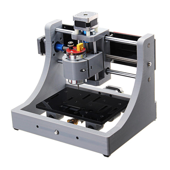 1208 3 Axis DIY CNC Mini Router - DIY-Geek