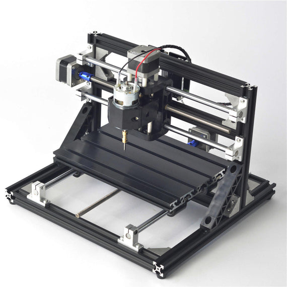 2418 3 Axis CNC Router c/w Engraver - DIY-Geek