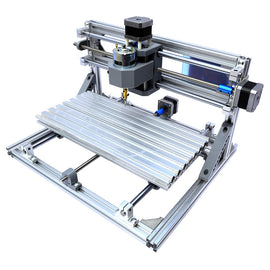 3018 3 Axis DIY CNC Router - DIY-Geek