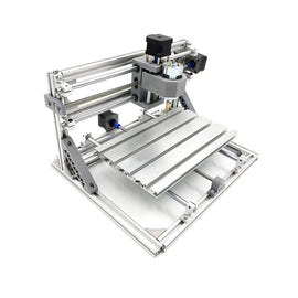 3018 3 Axis DIY CNC Router c/w 2500mW Laser Engraver